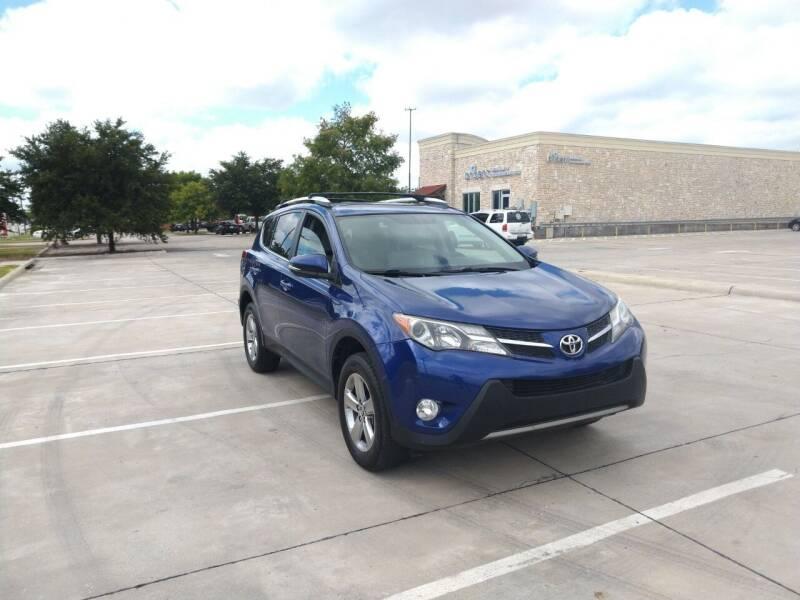 2015 Toyota RAV4 XLE 4dr SUV - Mckinney TX