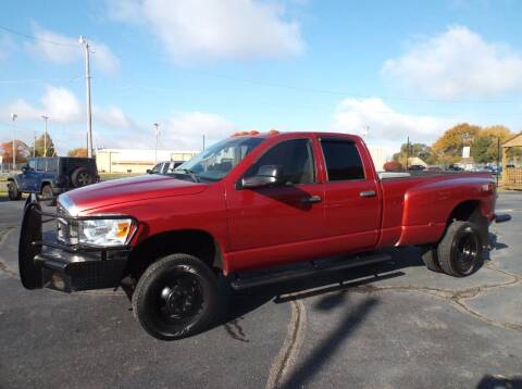 2009 Dodge Ram Pickup 3500 for sale at Cars R Us in Chanute KS