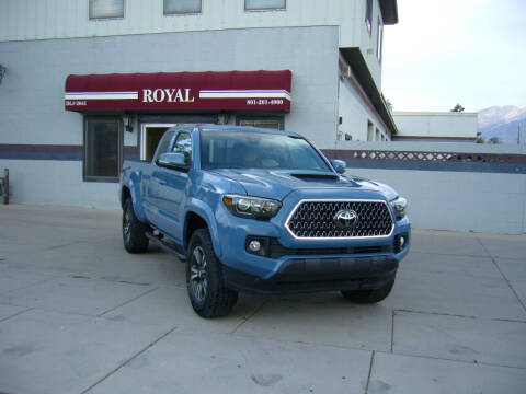 2019 Toyota Tacoma for sale at Royal Auto Inc in Murray UT