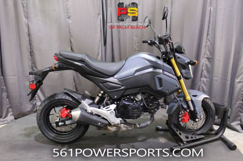 2020 Honda Grom for sale at Powersports of Palm Beach in Hollywood FL