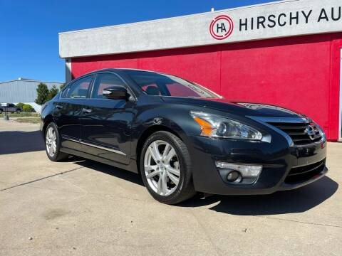 2014 Nissan Altima for sale at Hirschy Automotive in Fort Wayne IN
