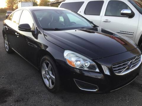 2013 Volvo S60 for sale at eAutoDiscount in Buffalo NY