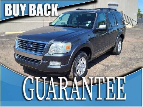 2010 Ford Explorer for sale at Reliable Auto Sales in Las Vegas NV