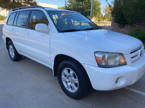 2007 Toyota Highlander for sale at Ted's Auto Corporation in Richardson TX