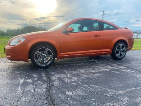 2007 Pontiac G5 for sale at SITKO MOTOR SALES INC in Cedar Lake IN
