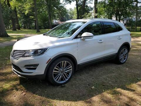2016 Lincoln MKC for sale at CItywide Auto Credit in Oregon OH