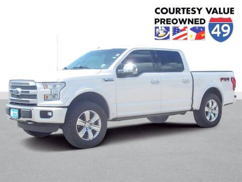2016 Ford F-150 for sale at Courtesy Value Pre-Owned I-49 in Lafayette LA