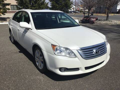 2010 Toyota Avalon for sale at Bromax Auto Sales in South River NJ