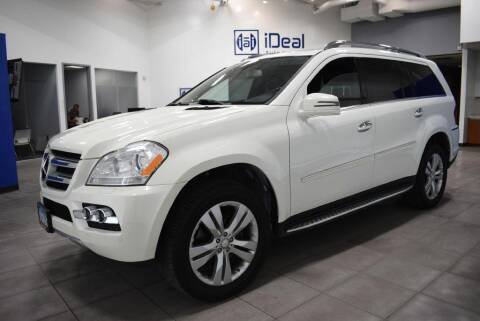 2011 Mercedes-Benz GL-Class for sale at iDeal Auto Imports in Eden Prairie MN