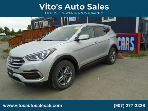2018 Hyundai Santa Fe Sport for sale at Vito's Auto Sales in Anchorage AK