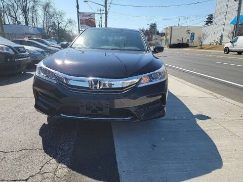 2016 Honda Accord for sale at Auction Buy LLC in Wilmington DE