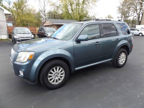 2010 Mercury Mariner for sale at Goodman Auto Sales in Lima OH