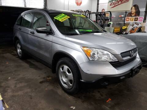 2008 Honda CR-V for sale at Devaney Auto Sales & Service in East Providence RI