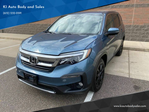 2020 Honda Pilot for sale at KI Auto Body and Sales in Lino Lakes MN