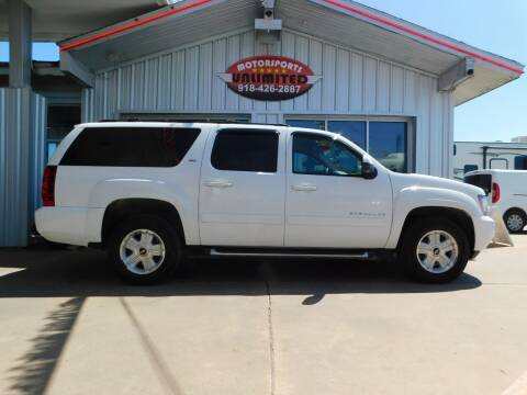 2011 Chevrolet Suburban for sale at Motorsports Unlimited in McAlester OK