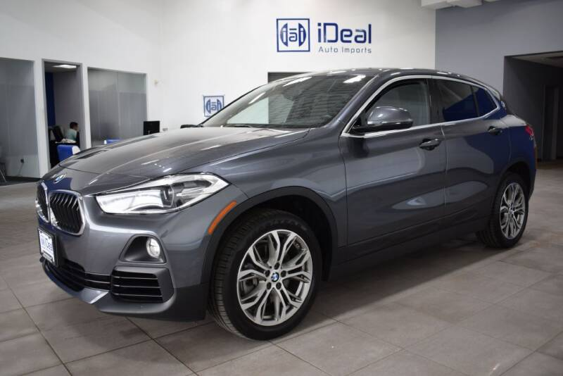 2018 BMW X2 for sale at iDeal Auto Imports in Eden Prairie MN