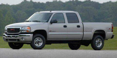 2005 GMC Sierra 2500HD for sale at QUALITY MOTORS in Salmon ID