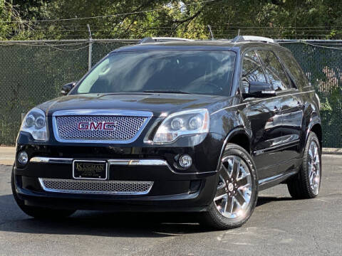 2011 GMC Acadia for sale at Kugman Motors in Saint Louis MO