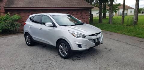 2015 Hyundai Tucson for sale at Elite Auto Sales in Herrin IL