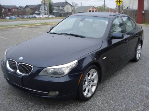 2008 BMW 5 Series for sale at Uniworld Auto Sales LLC. in Greensboro NC