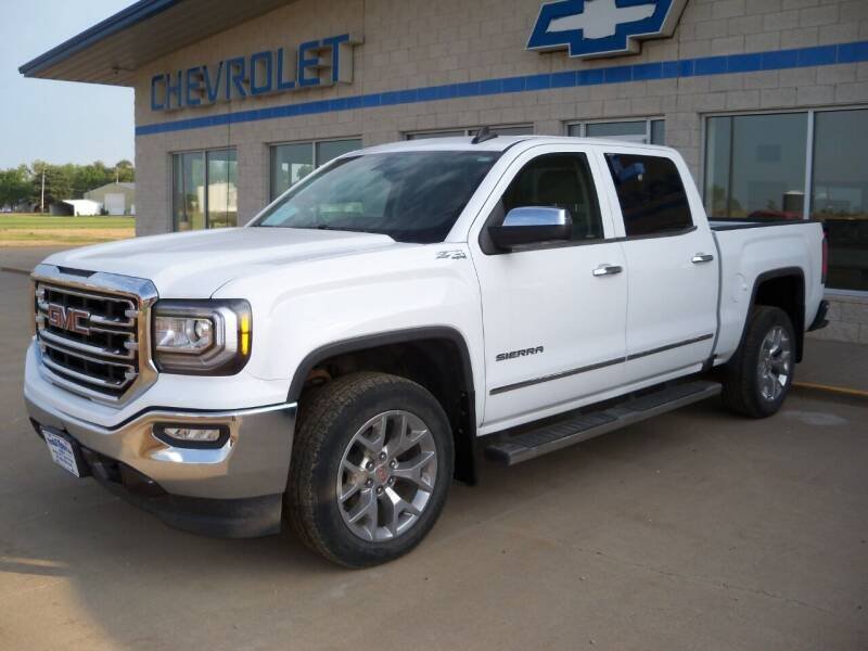 2018 GMC Sierra 1500 for sale at Tyndall Motors in Tyndall SD