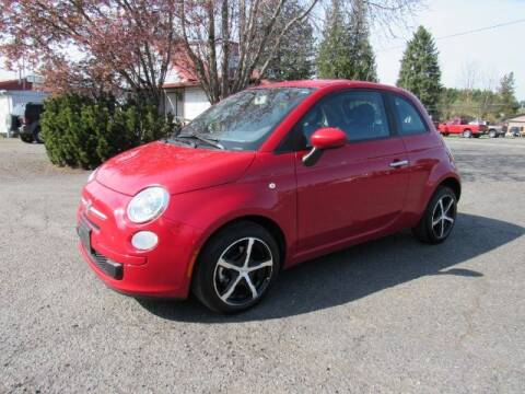 2012 FIAT 500 for sale at Triple C Auto Brokers in Washougal WA