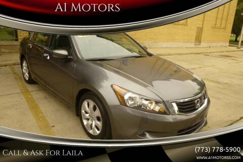 2009 Honda Accord for sale at A1 Motors Inc in Chicago IL