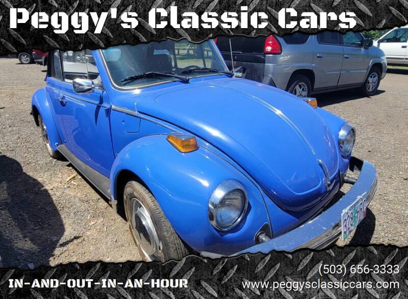 1978 Volkswagen Beetle Convertible for sale in Oregon City, OR
