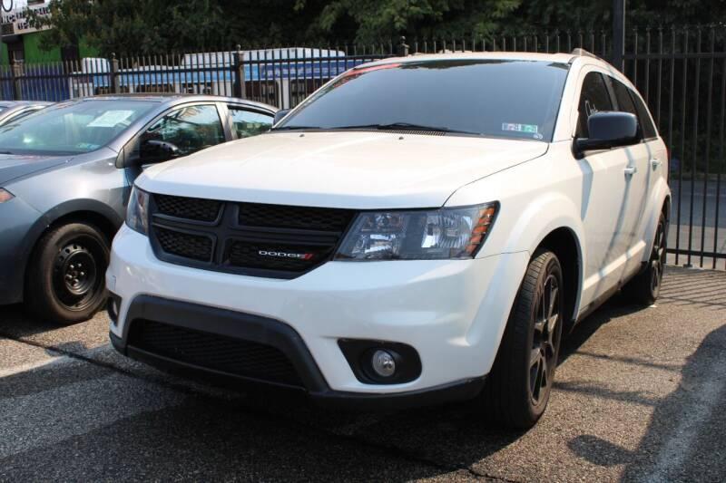 2019 Dodge Journey for sale at EZ PASS AUTO SALES LLC in Philadelphia PA