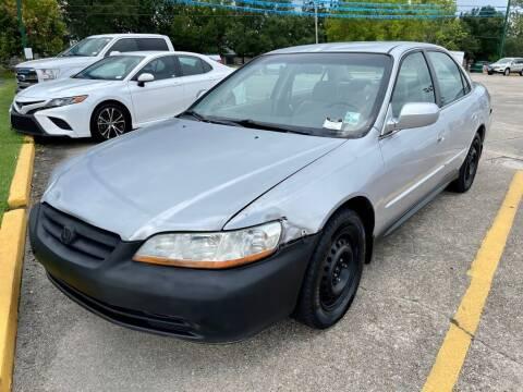 2002 Honda Accord for sale at Southeast Auto Inc in Walker LA
