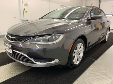 2016 Chrysler 200 for sale at TOWNE AUTO BROKERS in Virginia Beach VA