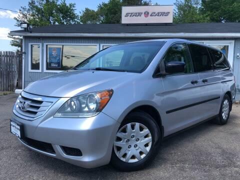 2010 Honda Odyssey for sale at Star Cars LLC in Glen Burnie MD