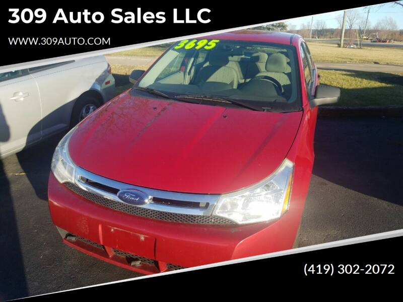 2010 Ford Focus for sale at 309 Auto Sales LLC in Harrod OH