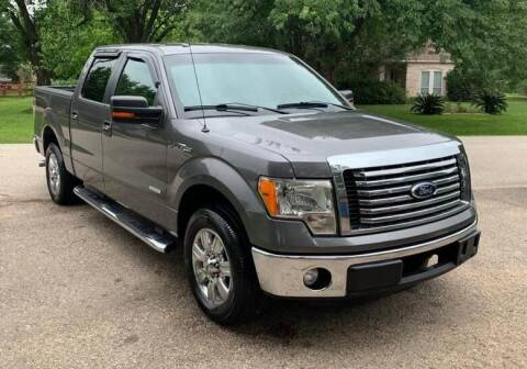 2012 Ford F-150 for sale at KAYALAR MOTORS Mechanic in Houston TX