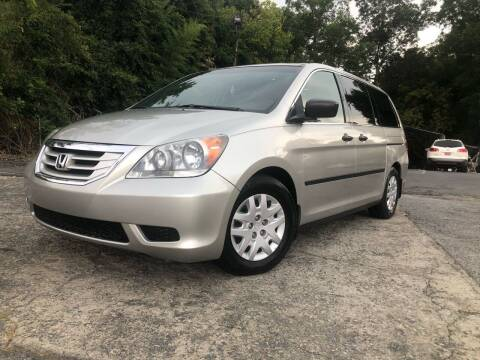 2009 Honda Odyssey for sale at Atlas Auto Sales in Smyrna GA