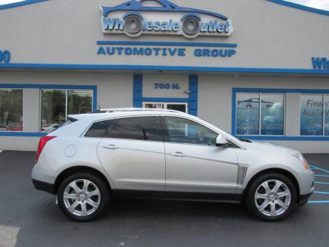 2014 Cadillac SRX for sale at The Wholesale Outlet in Blackwood NJ