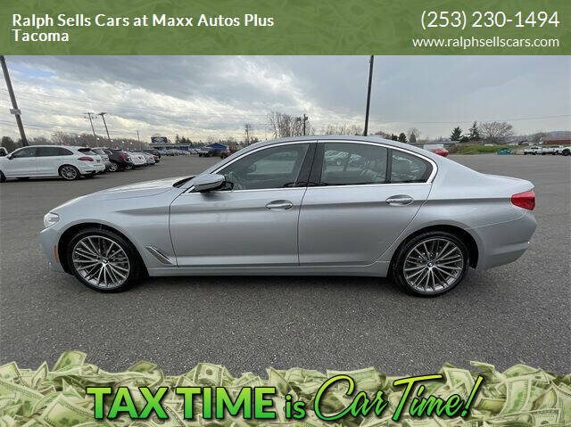 2017 BMW 5 Series for sale at Ralph Sells Cars at Maxx Autos Plus Tacoma in Tacoma WA