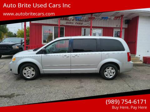 2009 Dodge Grand Caravan for sale at Auto Brite Used Cars Inc in Saginaw MI