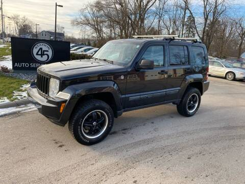 2009 Jeep Liberty for sale at Station 45 Auto Sales Inc in Allendale MI