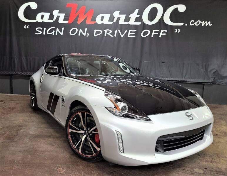 2020 Nissan 370Z for sale at CarMart OC in Costa Mesa, Orange County CA