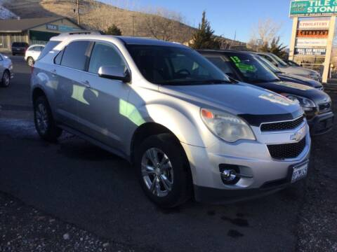 2010 Chevrolet Equinox for sale at Small Car Motors in Carson City NV