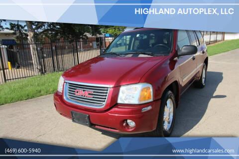 2006 GMC Envoy for sale at Highland Autoplex, LLC in Dallas TX