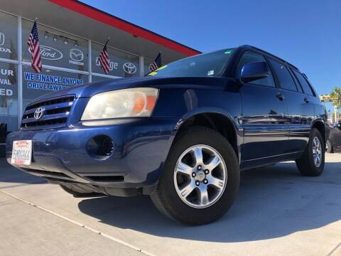 2005 Toyota Highlander for sale at VR Automobiles in National City CA