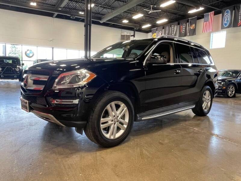 2015 Mercedes-Benz GL-Class for sale at CarNova in Sterling Heights MI