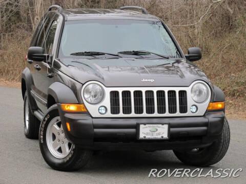 2006 Jeep Liberty for sale at Isuzu Classic in Cream Ridge NJ