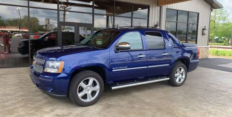 2013 Chevrolet Avalanche for sale at Premier Auto Source INC in Terre Haute IN