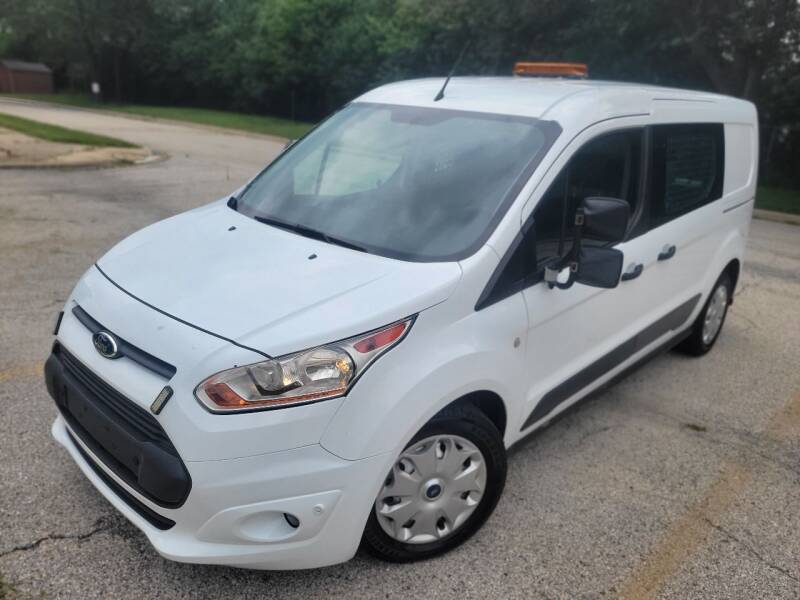 2014 Ford Transit Connect Cargo for sale at Future Motors in Addison IL