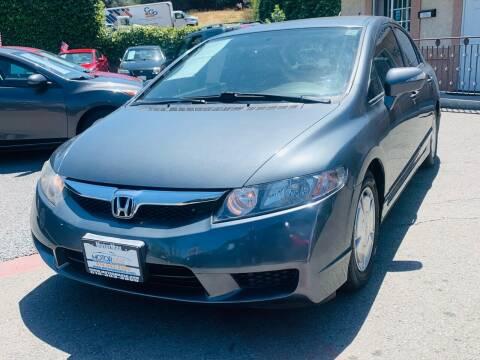 2009 Honda Civic for sale at MotorMax in Lemon Grove CA