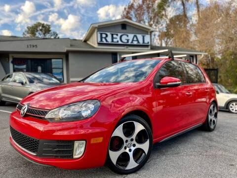 2011 Volkswagen GTI for sale at Regal Auto Sales in Marietta GA