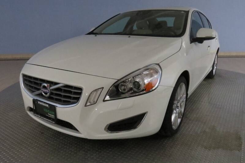 2012 Volvo S60 for sale at Hagan Automotive in Chatham IL